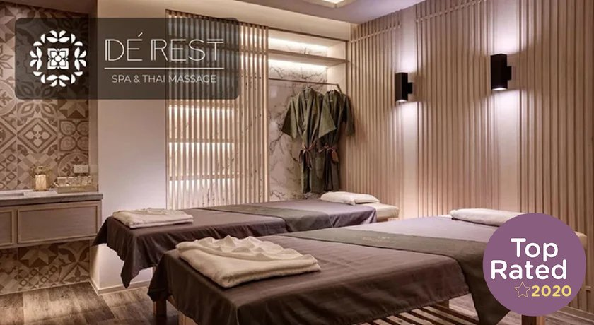 De rest spa   thai massage