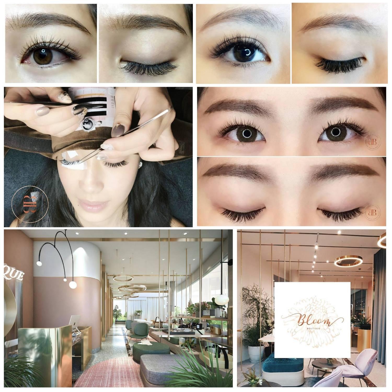 ร้านต่อขนตา 10 ร้านเด็ดในกรุงเทพ - Bloom Boutique