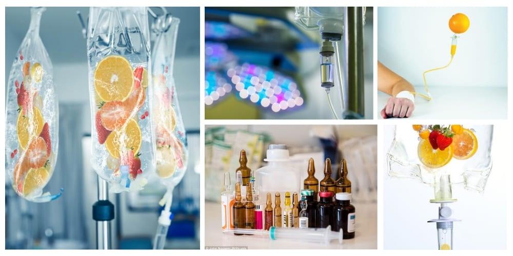 IV Drip / Vitamin Drip คืออะไร?