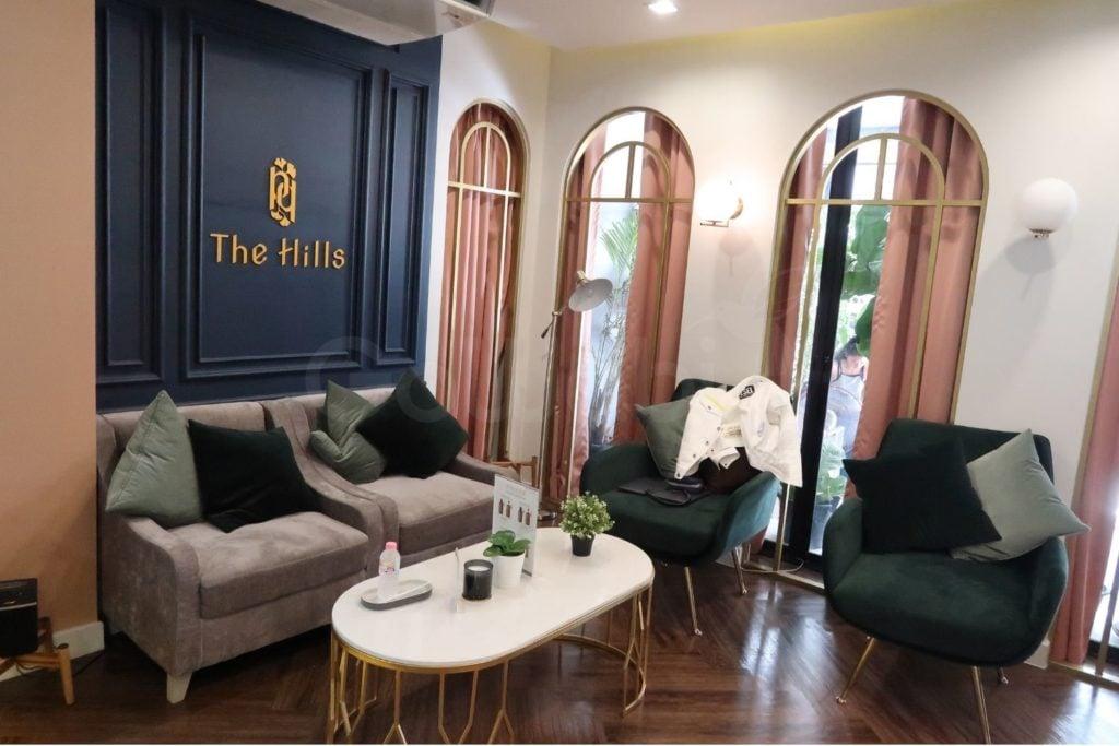 บรรยากาศ the hills salon_2