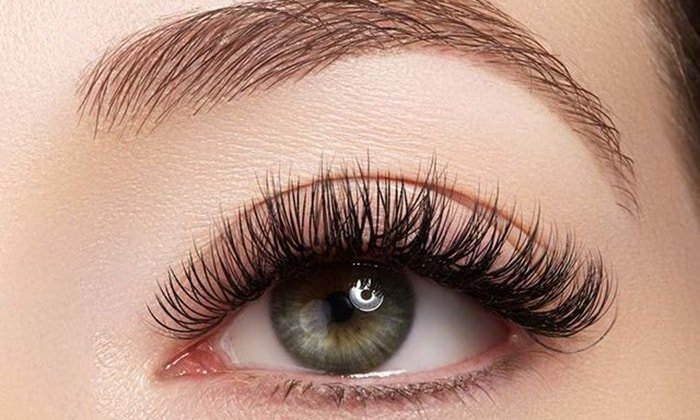 types of eyelashes