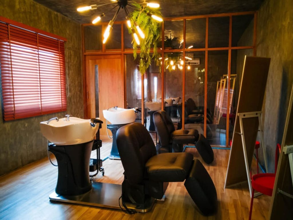 review nap sleep salon