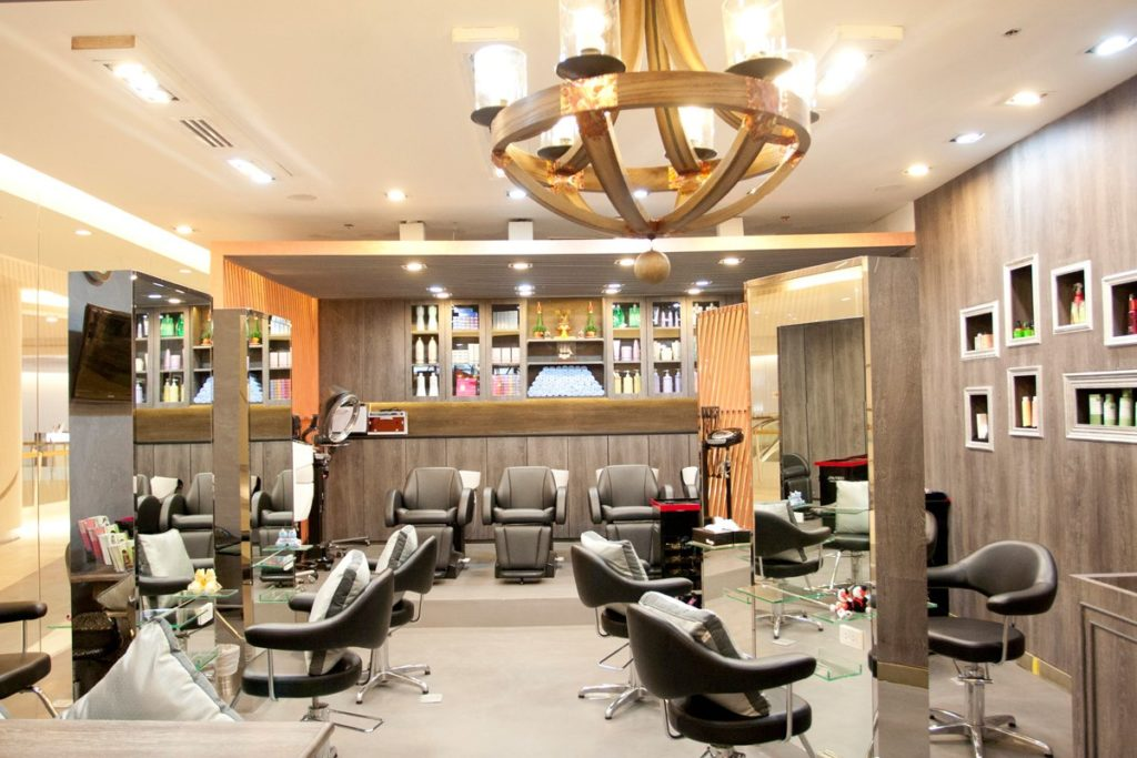 review kami kami salon