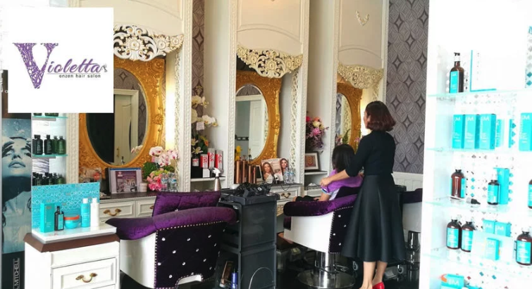 review violetta onzen salon