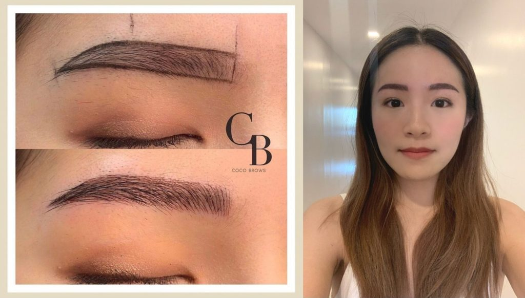 review coco brows
