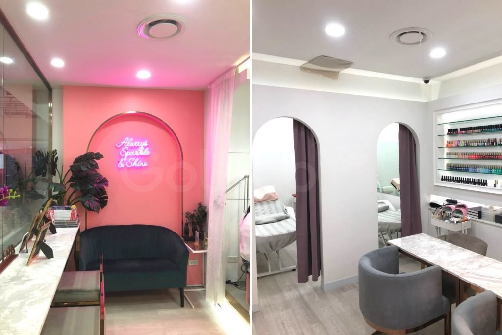 review artista beauty lounge