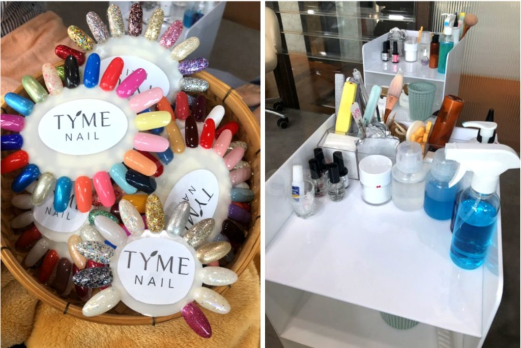 review tyme spa