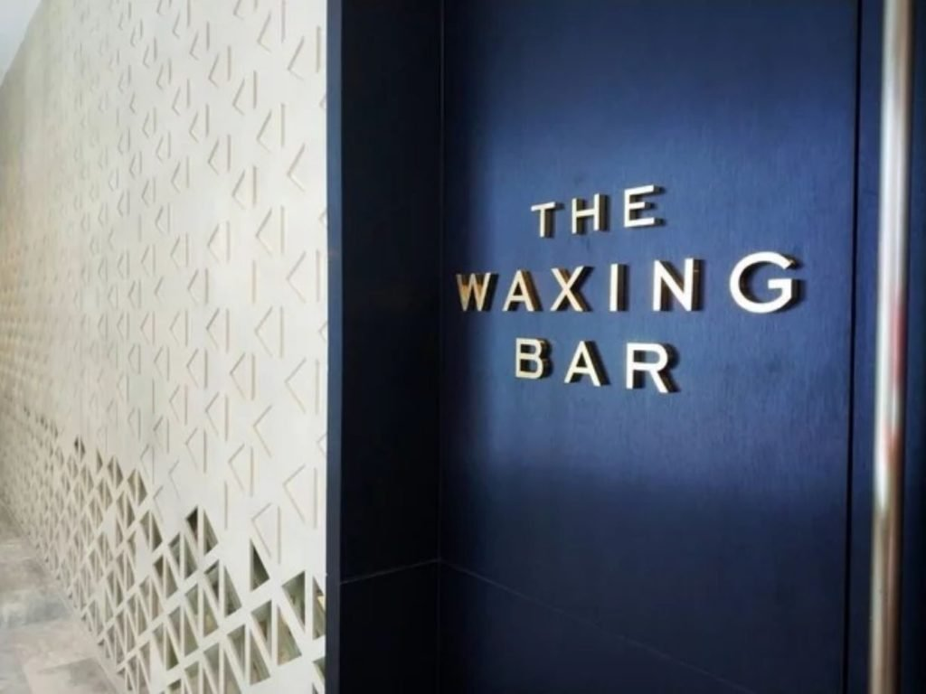 review the waxing bar