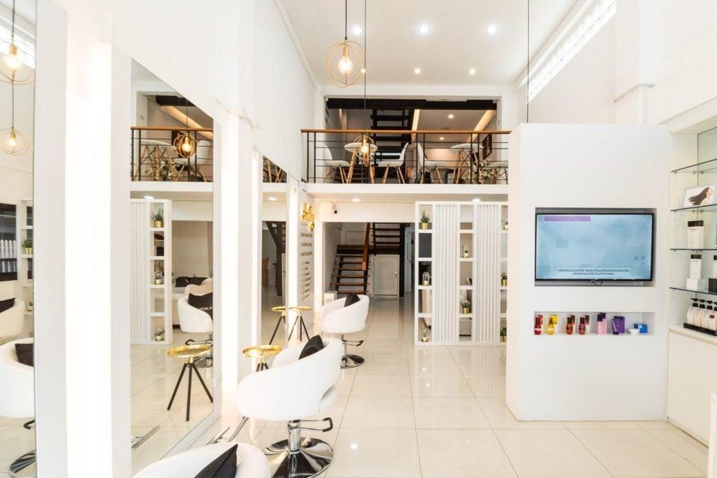 hashtag hair & nail studio shop