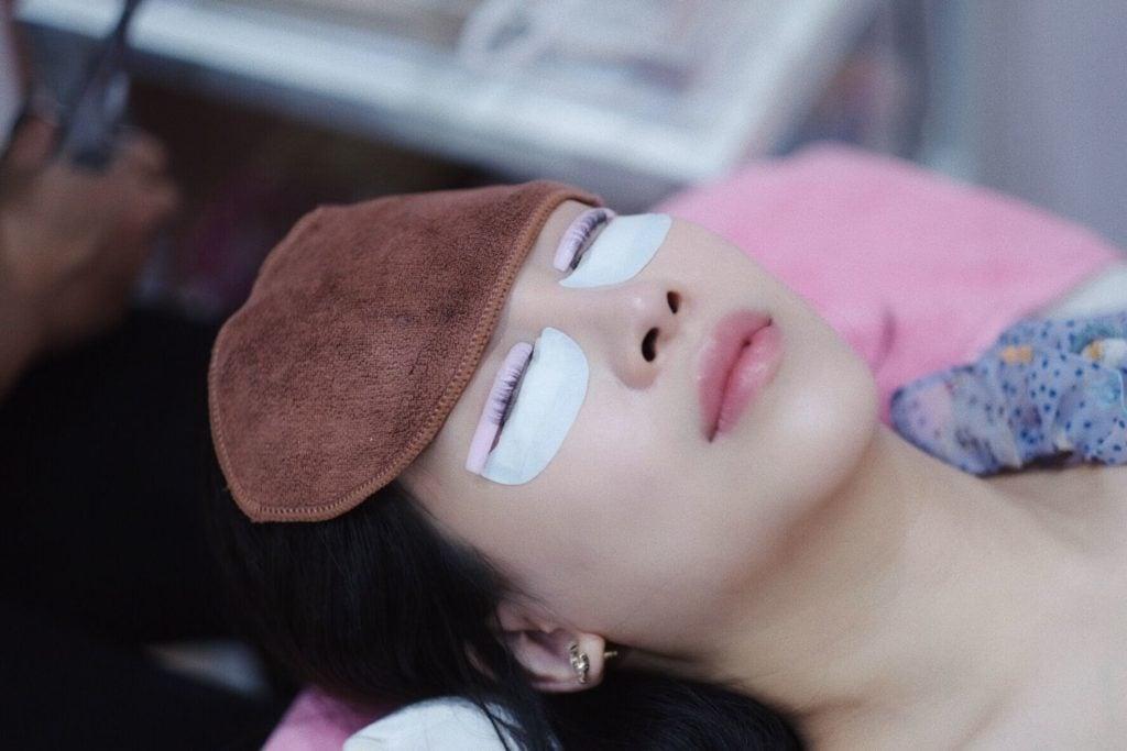 review eyelash lifting lashury