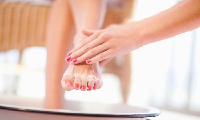 ความลับของ การทำสปาเล็บ มือ เท้า มีประโยชน์ยังไง!?
