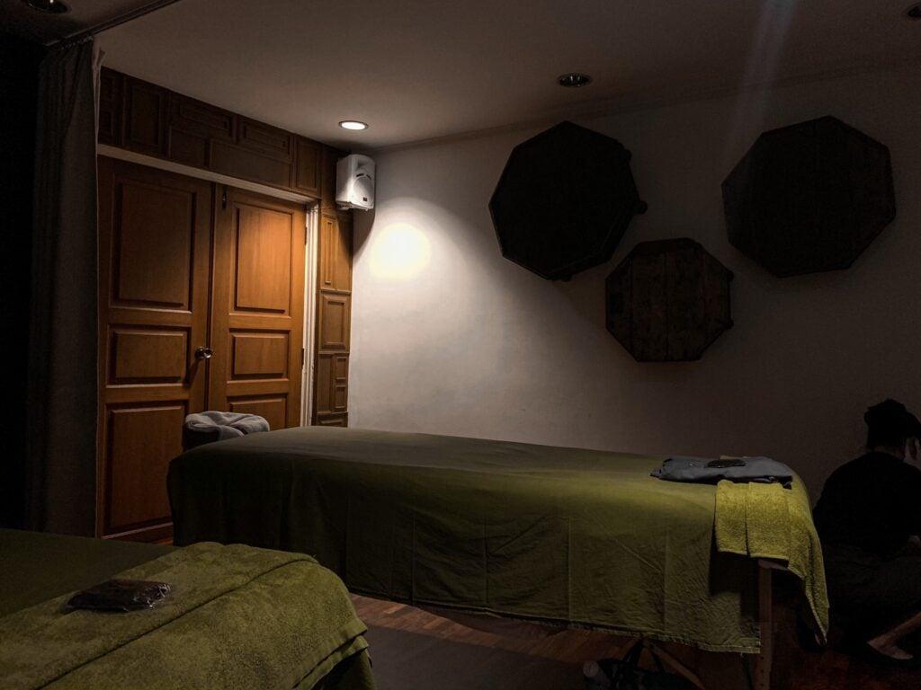 Myth Urban Massage - [Review] รีวิวนวดน้ำมันอุ่น + นวดศีรษะญี่ปุ่น