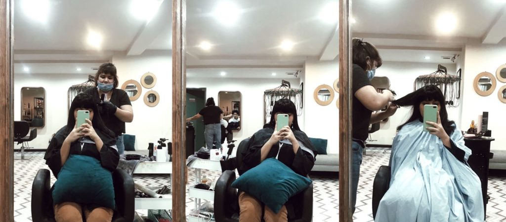 Wonderland Hair Salon - [Review] รีวิวยืดผมหลังดัด ผมสวยสะบัด แถมมีโวลลุ่ม