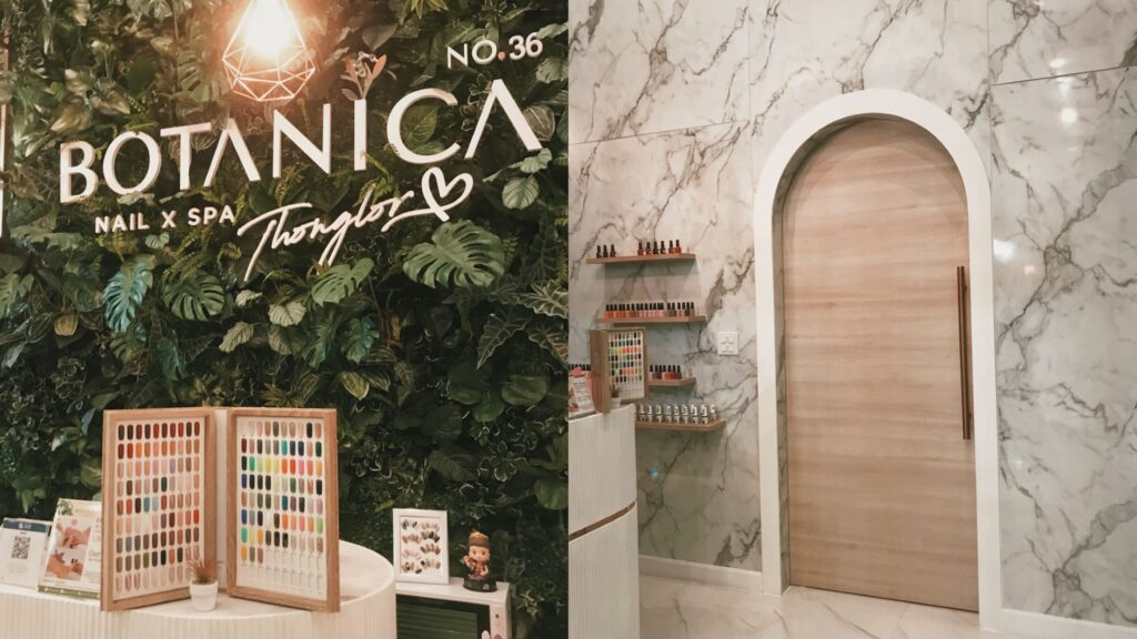Botanica No.36 - [REVIEW] รีวิว SPA + GEL POLISH HANDS & FEET (UNLIMITED COLORS) ทำเล็บสวยเกินต้านที่ร้านเปิดใหม่ใจกลางเมืองทองหล่อ