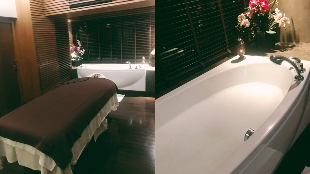 Viva Jiva Spa - [REVIEW] Body Scrub + Jacuzzi Bath + The Ultimate Aromatherapy Massage ขัดผิวสวยออร่า อาบน้ำหรูหรา นวดอโรมาสุดฟิน