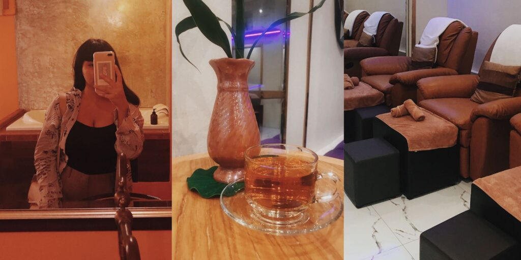 Nugust Spa & Massage - [REVIEW] รีวิว Aromatherapy Massage ผ่อนคลายแบบไทยสไตล์ฟินฟิน~