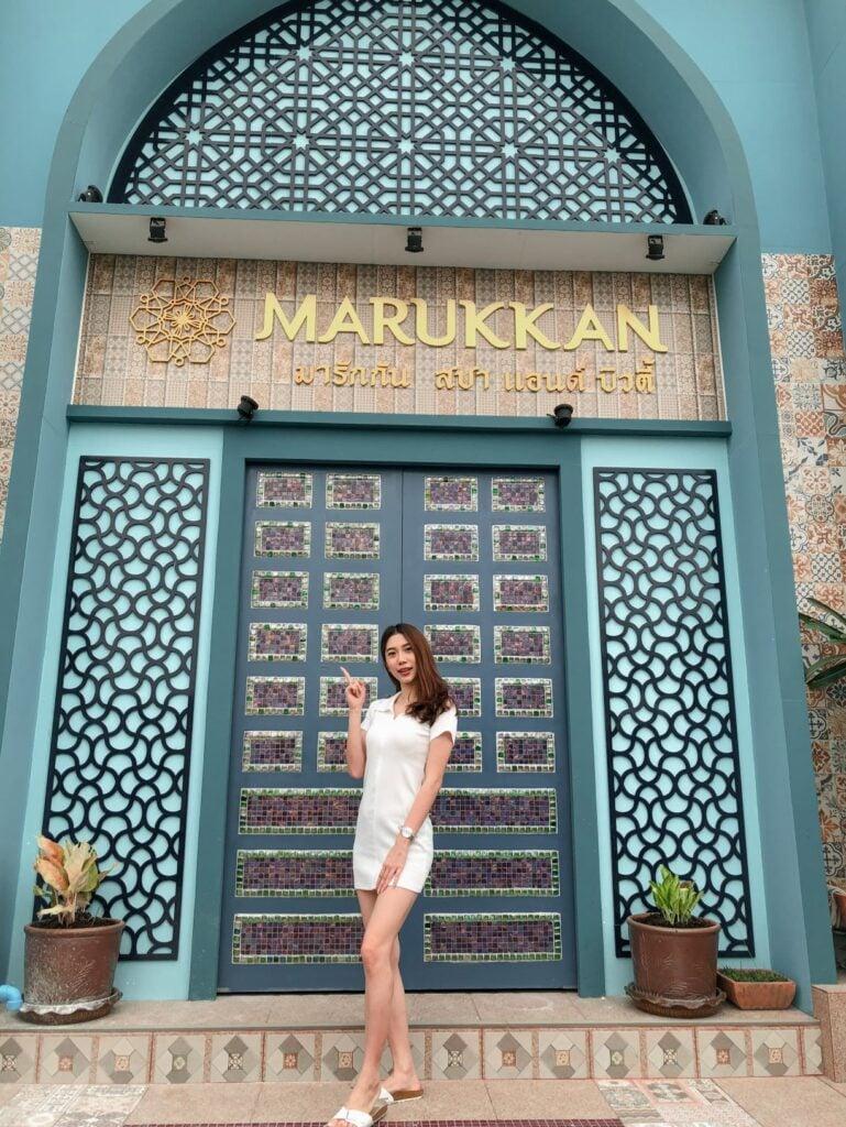 Marukkan Spa and Beauty - [REVIEW] สปาโมเดิร์นสไตล์โมรอคโควสุดชิค