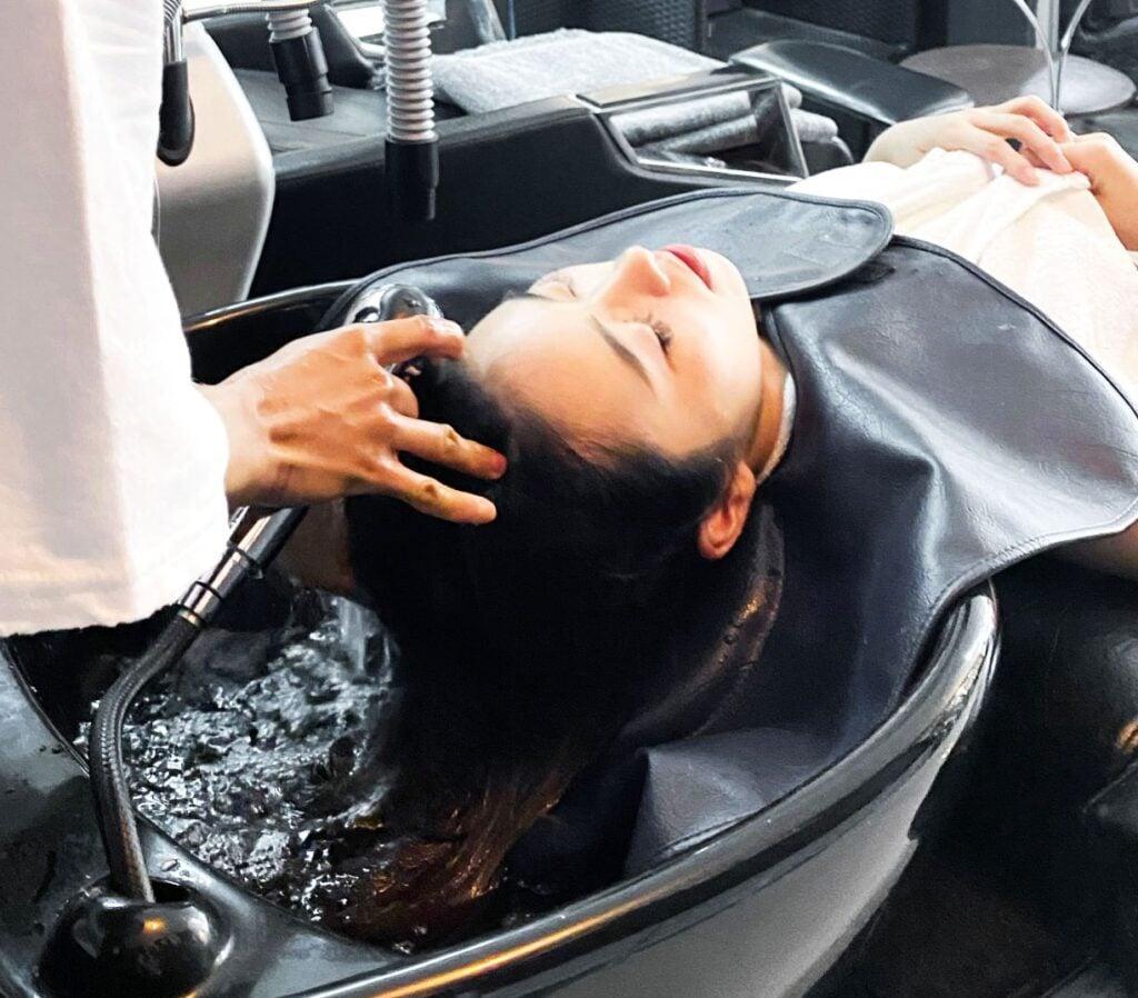 Koravix Healthy Hair - [REVIEW] รีวิวตัดผม ทำสีผม กับร้านสุดชิค