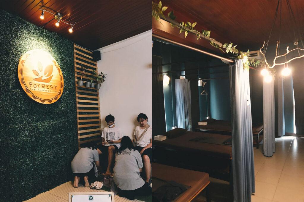 Forest Massage & Spa - [REVIEW] Office Syndrome Massage นวดฟิน ผ่อนคลาย หายปวดเมื่อย