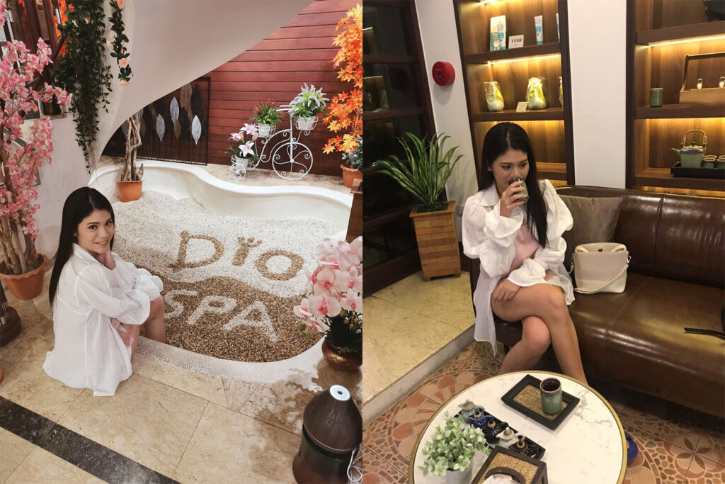 Dio Spa & Massage - [REVIEW] Aromatherapy Oil Massage + Herbal Compress 150 MIN in a Sister Spa Sunday!