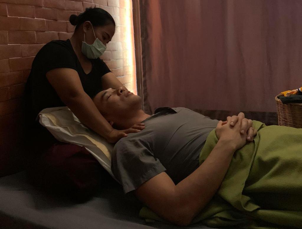 Myth Urban Massage - [REVIEW] หนีรถติดกลางเมือง แวะนวดอโรมาผ่อนคลาย