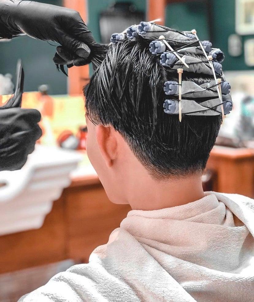 The Esquire Barber Club - [REVIEW] รีวิวตัด ดัดเย็น คุณภาพระดับพรีเมียม