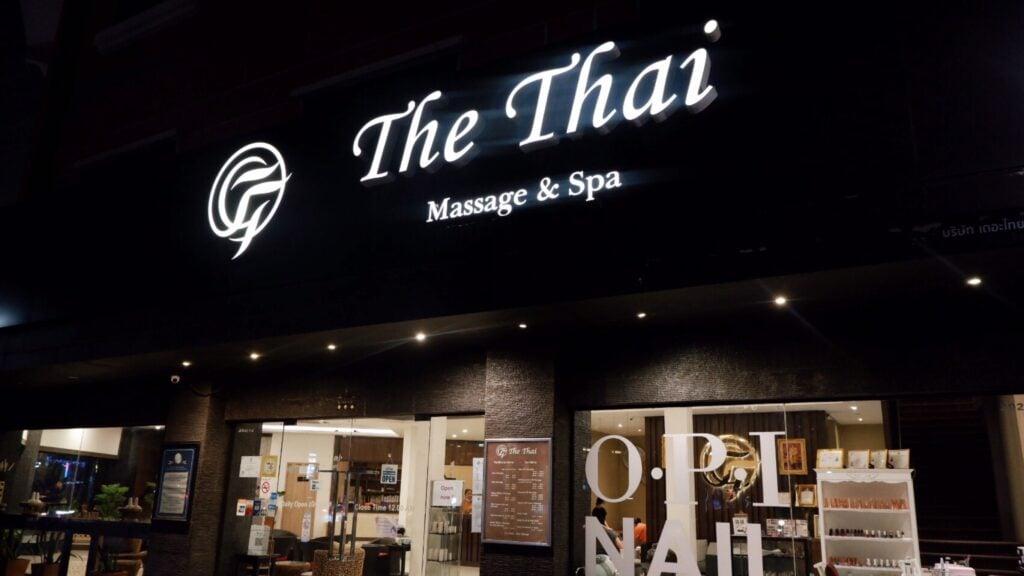 The Thai Massage & Spa - [REVIEW] รีวิว Body Scrub + Aromatherapy + Milk Jacuzzi Bath ที่สุดของความประทับใจ