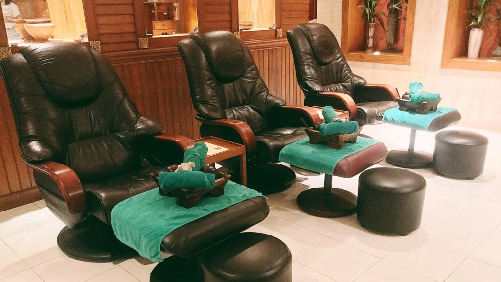 Ai Sa Waan @Chidlom - [REVIEW] รีวิว Foot Massage ได้เวลาผ่อนคลายสบายเท้า
