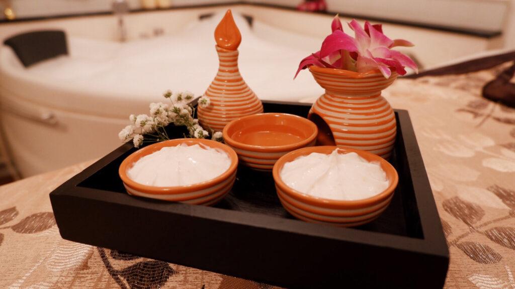 Center Point Massage & Spa - [REVIEW] รีวิวแพคเกจสปา 7 อย่าง ผ่อนคลายครบวงจร