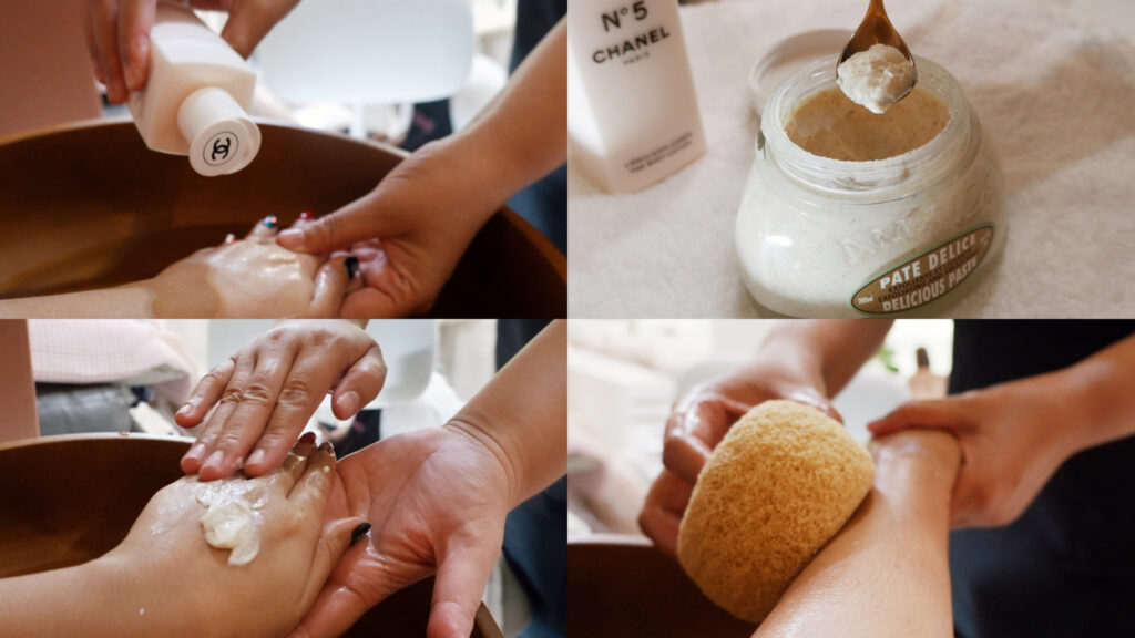 THE EMPRESSER - [REVIEW] รีวิว Chanel Exclusive Hands and Feet Spa + Gel Polish Feet