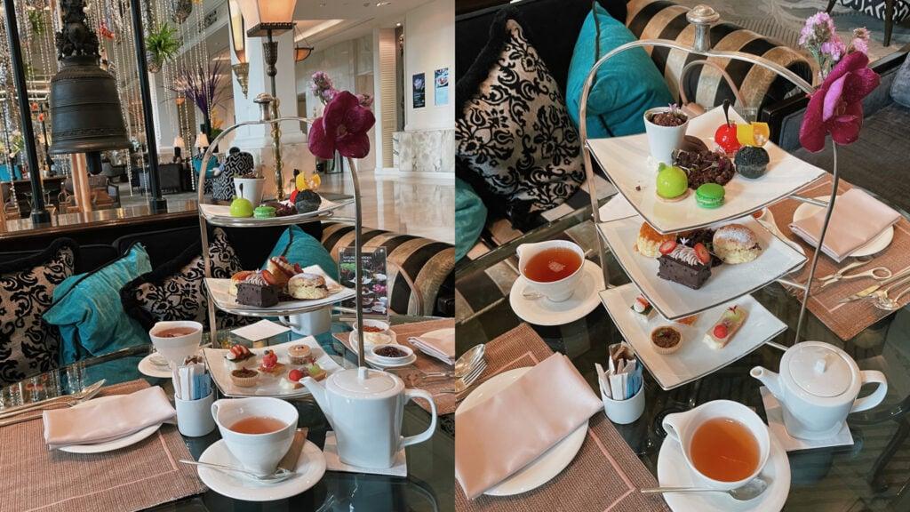Tara Salon - [REVIEW] รีวิว สระผม + ไดร์ผม & จัดแต่งทรงผม + Afternoon Tea