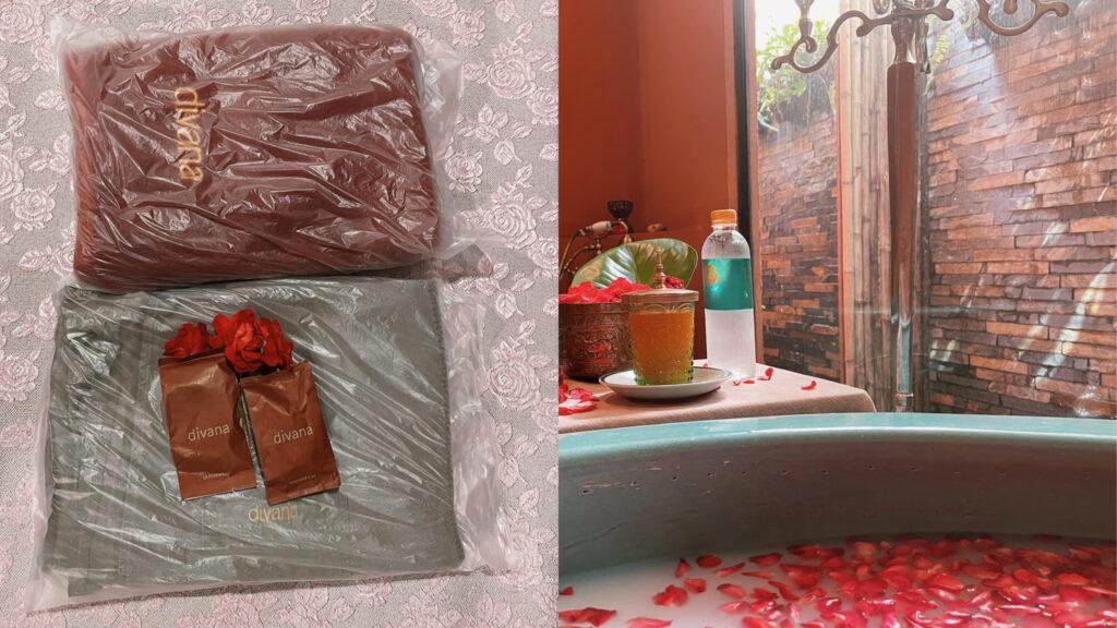 Divana Scentuara Spa – [REVIEW] รีวิว อาบน้ำนมMilk Bath ปรนนิบัติผิวสวยปัง ดุจดั่งเจ้าหญิง