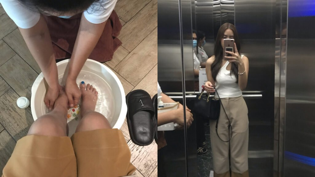 Maneeya Health &Massage - [REVIEW] รีวิวนวดไทย นวดเท้า ร้านนวดสุดอลัง ติด BTS อุดมสุข