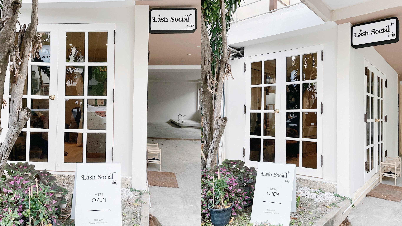 Lash Social Club - [REVIEW] รีวิว Eyelash Lifting + Tinting ลิฟติ้งขนตางอนสวยปังอย่างเป็นธรรมชาติ