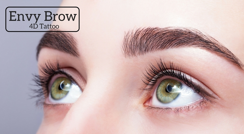 Envy brow 4d tattoo