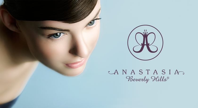 Anastasia bevery hills lead photo no badge