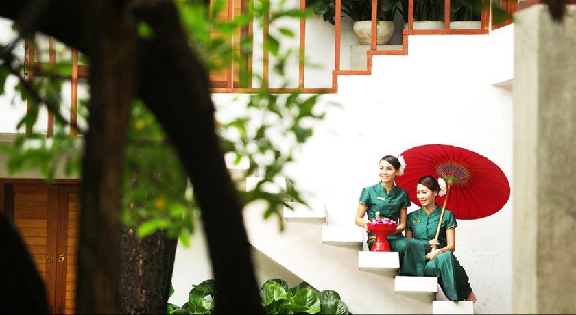 Thai massage guide oasis thai spa