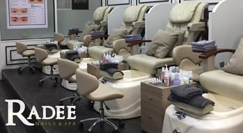 Radee nail   spa %28central rama 9%29