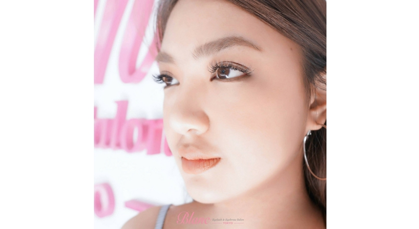 Blanc eyelash salon2