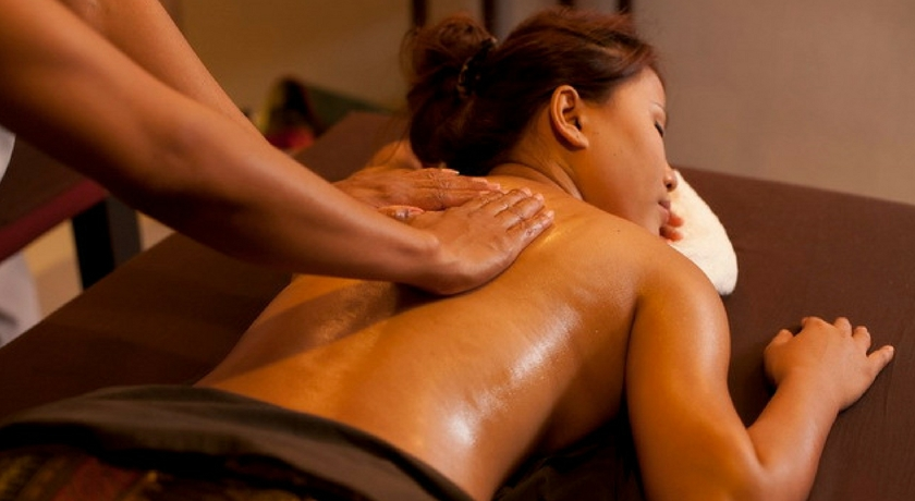 The touch therapeutic massage.2