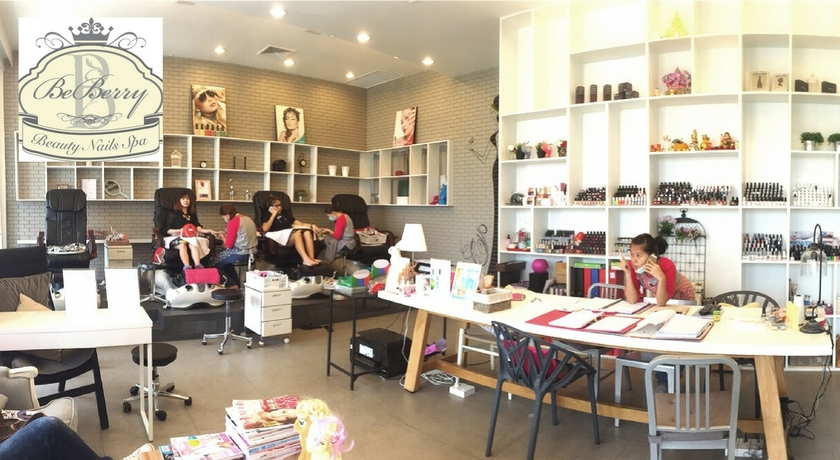 Beberry beauty nails spa