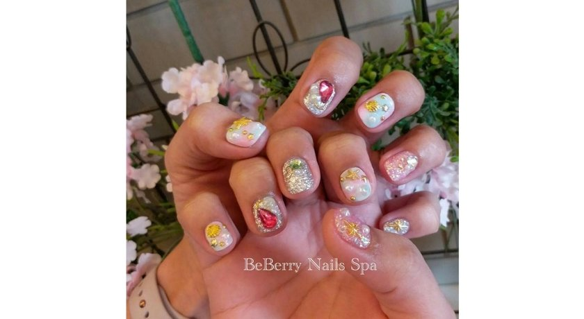Beberry beauty nails spa 4