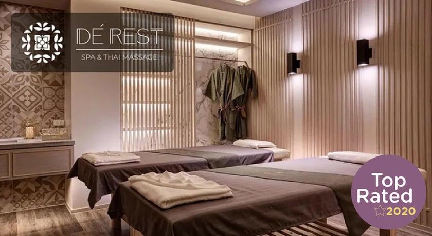 De rest spa   thai massage