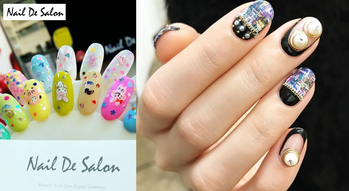Nail de salon lead