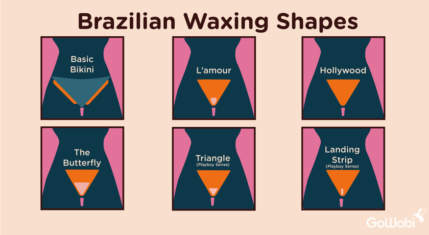 Honeypot brazilian waxing