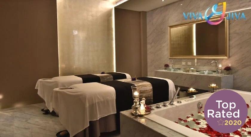 Viva jiva spa   lancaster bangkok hotel