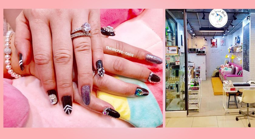 The secret nails shop photos 2