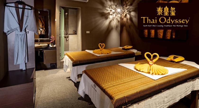 ร้านนวดสปา ใกล้ MRT - Thai Odyssey Spa