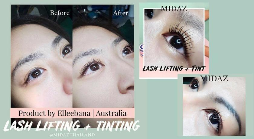Midaz lashes   brows  %28111%29