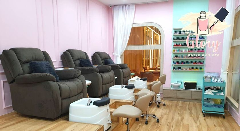 glory nails and spa
